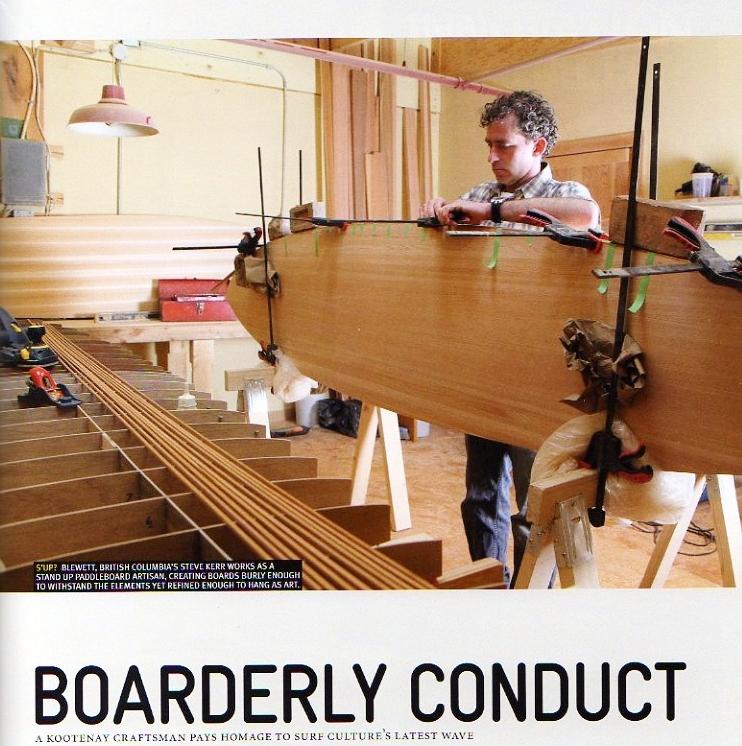 free diy paddle board plans